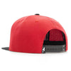 Bad Boy Original Fight Team Snapback Red