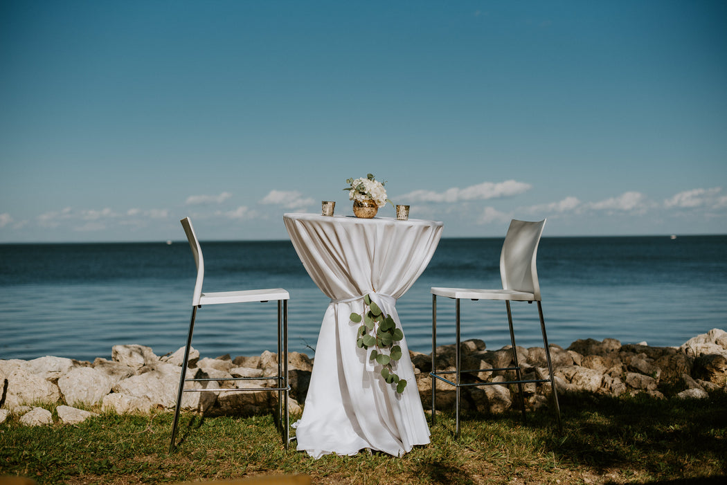 Jenna & Adam's Winnipeg Beach Wedding