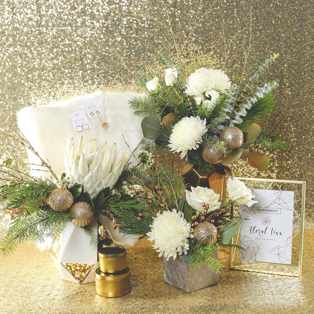 Glitter & Gold: Holiday Gifts That Sparkle!