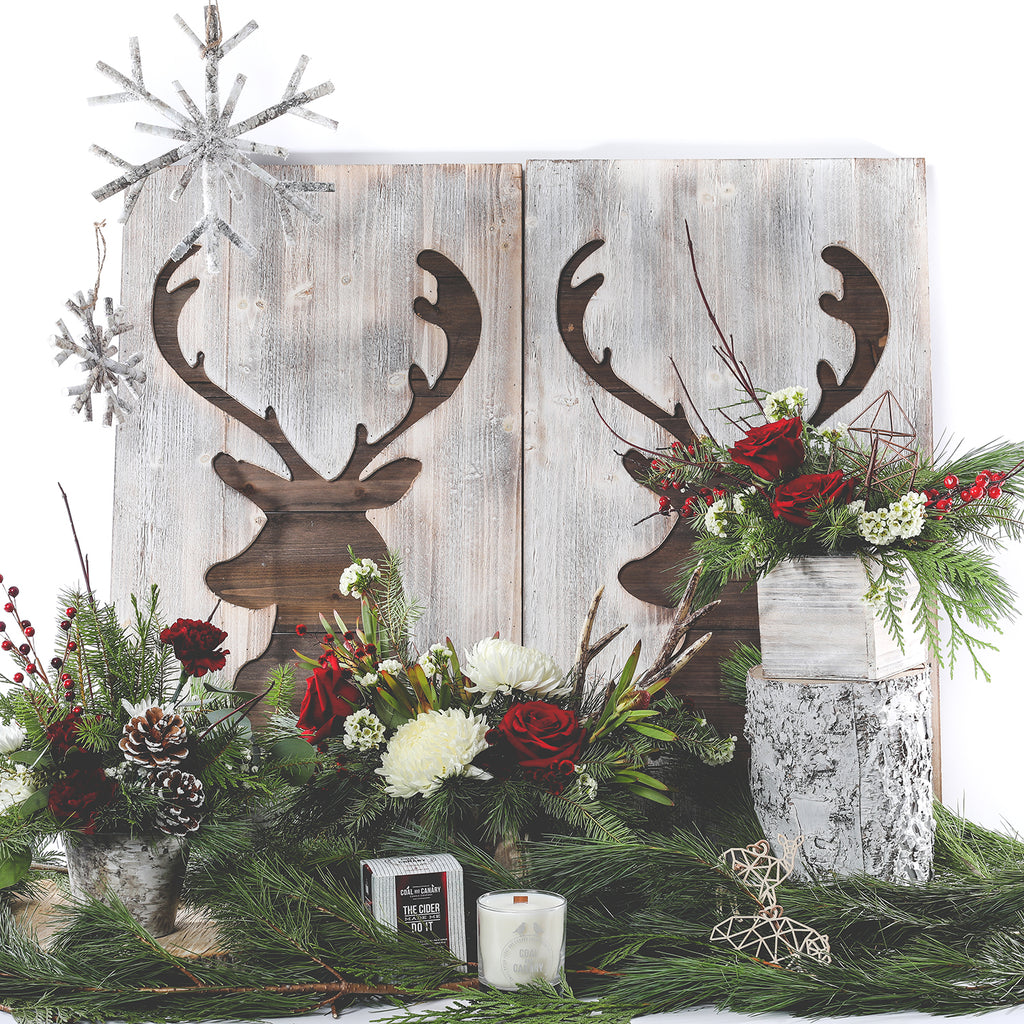 3 Woodland Inspired Gift Ideas For The Holidays!
