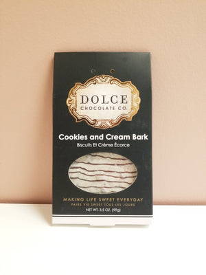 Dolce Chocolate Co. Bark