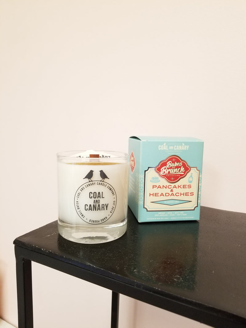 Coal & Canary Candle Co - Babes who Brunch Collection