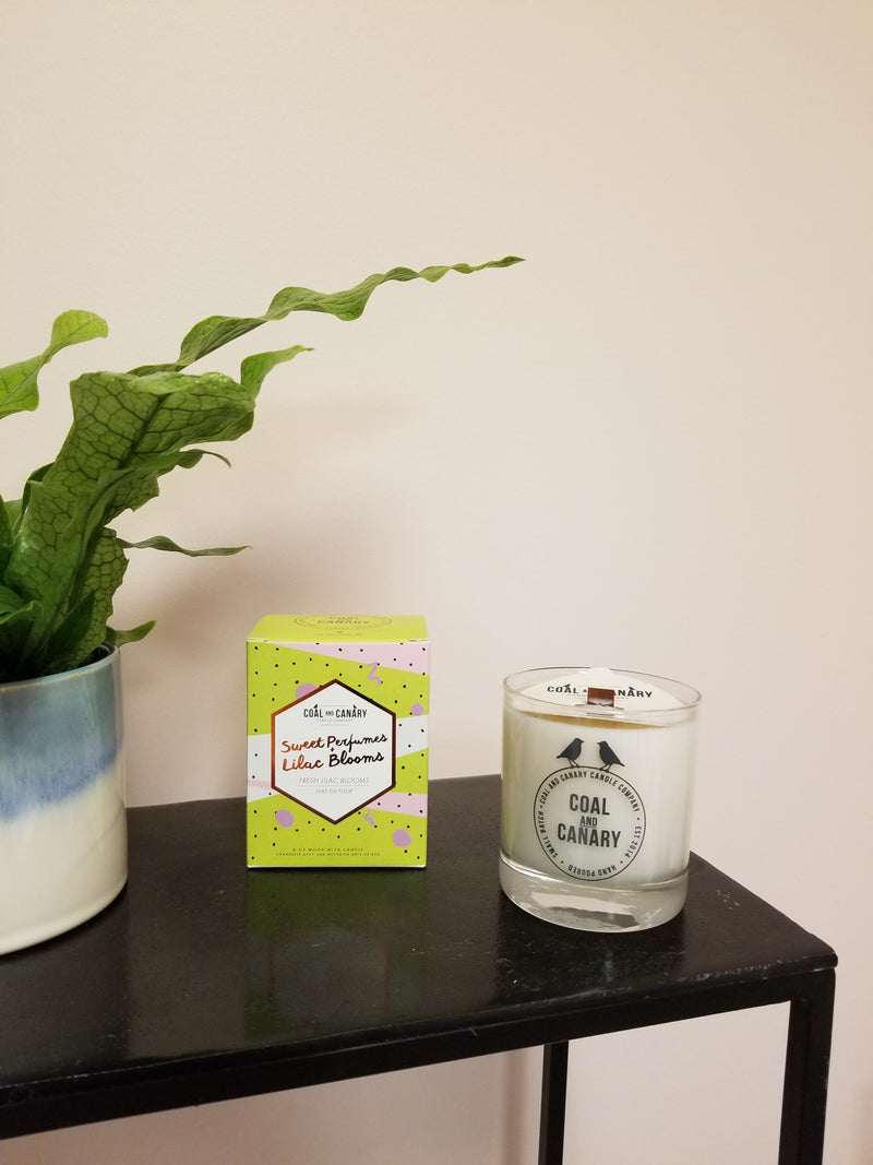 Coal & Canary Candle Co. Spring Collection