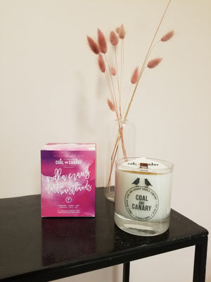 Coal & Canary Candle Co. Girls Night In Collection