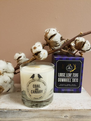 Coal & Canary Candle Co.- Cabin Collection