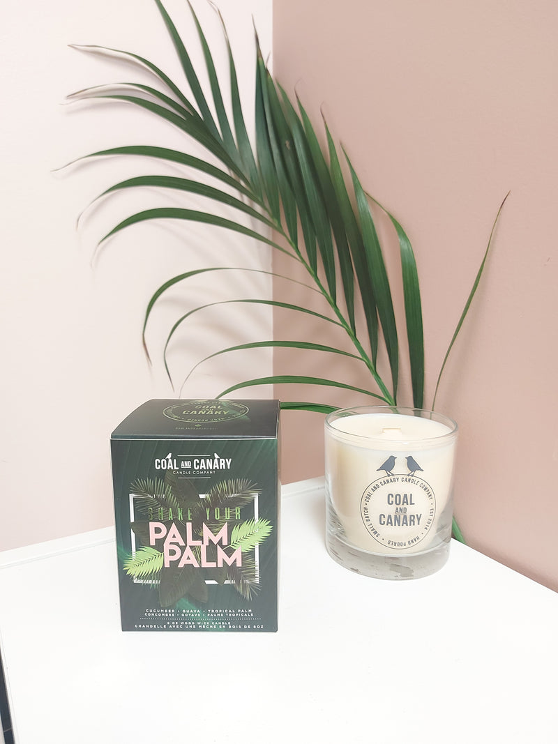 Coal & Canary Candle Co - Soak Up The Sun Collection