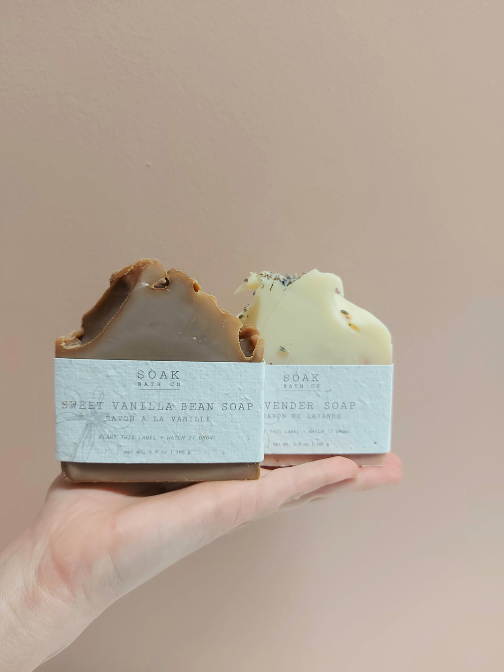 SOAK BAth Co. Soap Bars