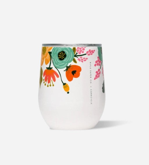 Corkcicle - Rifle Paper Co. Wine Cup