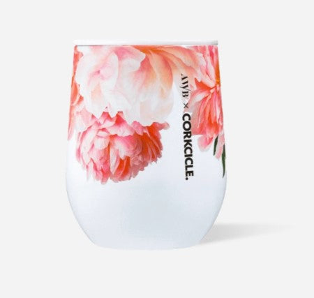 Ashley Woodson Bailey x Corksicle stemless wine cup