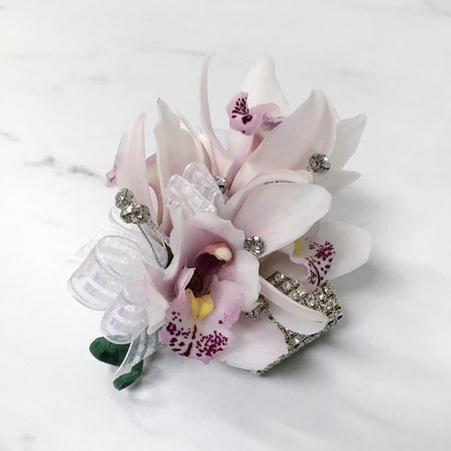 Glam Boutonniere/Corsage