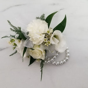 Mixed Blooms Corsage/Boutonniere