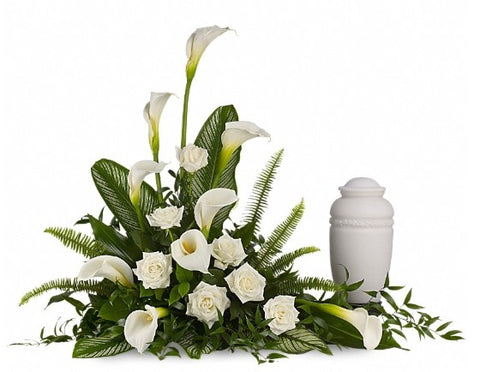 Painter Tribute - Urn Arrangment