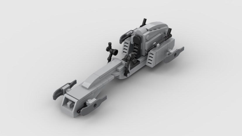 BARC Clone Speeder - Build Your Own Battlepack | - ships April 1st