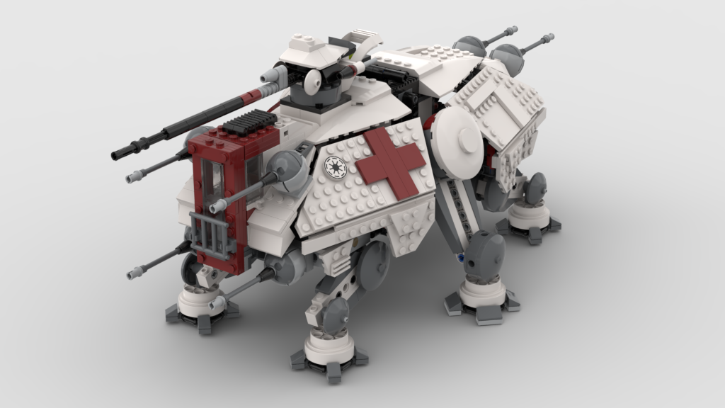 Galactic Marine AT-TE