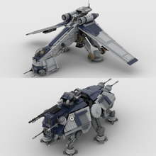 Load image into Gallery viewer, NEW! WOLFPACK DROPSHIP & AT-OT / AT-TE (COMBO SET)