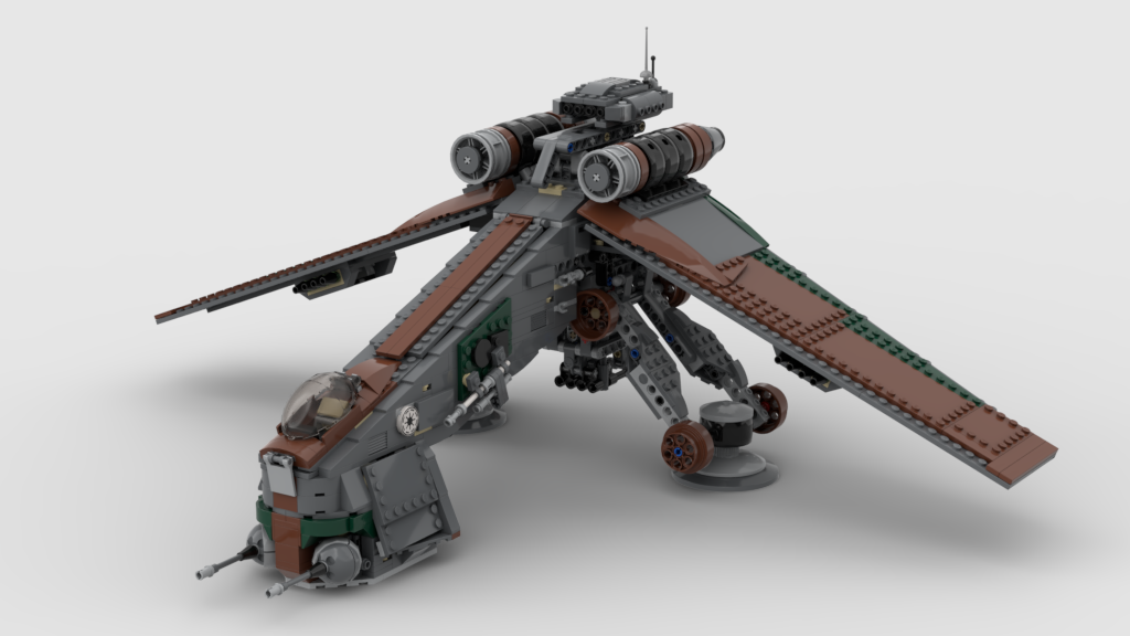 KASHYYYK REPUBLIC DROPSHIP