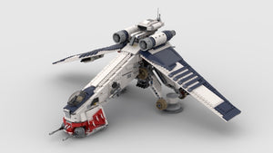 MUUNILINST 10 REPUBLIC DROPSHIP (LAAT/C) (pre order ships August 30th)