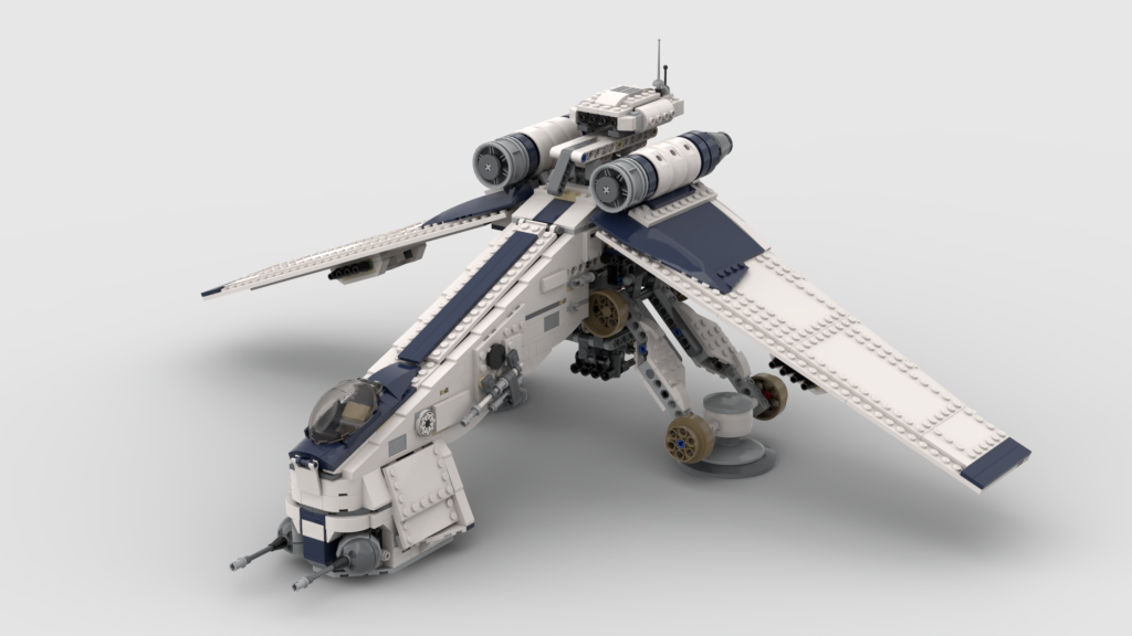 WOLFPACK REPUBLIC DROPSHIP