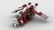 SPECIAL EDITION - COMMANDER THORN REPUBLIC GUNSHIP 1/20
