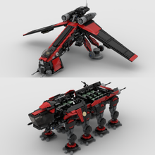 Load image into Gallery viewer, Shadow Shock DROPSHIP & AT-OT / AT-TE (COMBO SET)