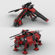 Load image into Gallery viewer, NEW! Shadow Shock DROPSHIP & AT-OT / AT-TE (COMBO SET)