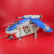 LIMITED EDITION MUUNILINST 10 REPUBLIC GUNSHIP