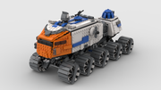 Ahsoka Turbo Tank Exclusive SET 1/25 (PRE ORDER SHIPS SEPT 21st)