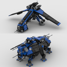 Load image into Gallery viewer, Shadow 501st DROPSHIP & AT-OT / AT-TE (COMBO SET)