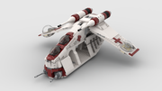 GALACTIC MARINE / MEDIC REPUBLIC GUNSHIP (LIMITED EDITION) PRE ORDER SHIPS SEPT 30TH