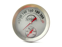 SpitJack Dual Sensor Meat and Oven Thermometer (2 Pack)