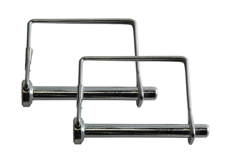 "Lock Pin, Square 1/4"" x 2 1/4"" 2 Pack"
