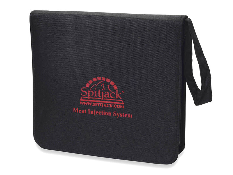 (Wholesale) Custom Case for SpitJack Meat Injection Systems