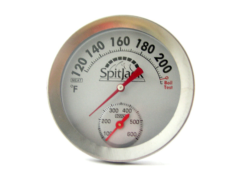 SpitJack Dual Sensor Meat and Oven Thermometer