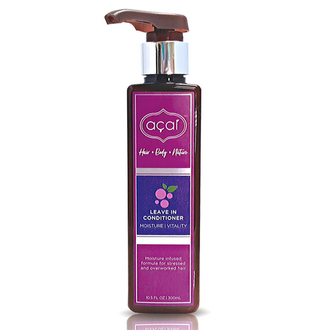 Leave in Conditioner w/Moisture Vitality - 300ml