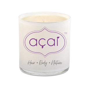 Acai Berry Scented Candle