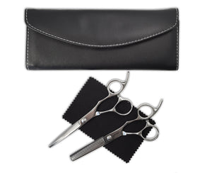 Cutting Shears 2pc Set w/ Pouch