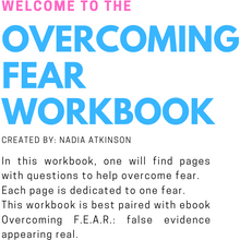 Freedom vs. Fear Workbook