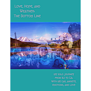 COMING SOON ~ Love, Hope, & Weather: The Bottom Line