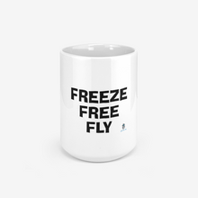 Freeze. Free. Fly.