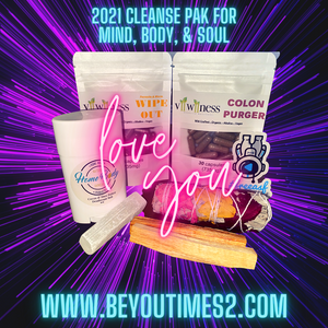 2021 Cleanse Pak for Mind, Body, Soul