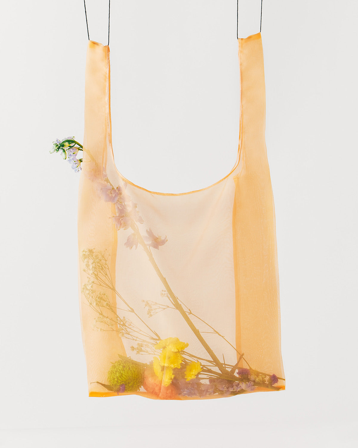 SHEER ORGANZA THANK YOU BAG