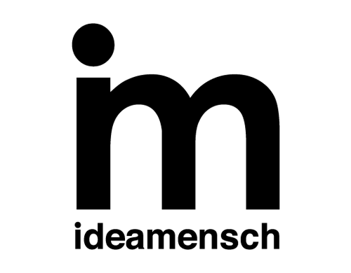 IdeaMensch logo that featured The Wriggler changing mat