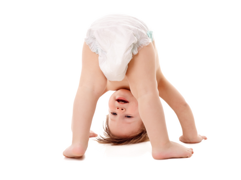 Diapers vs pull ups - when should you switch?