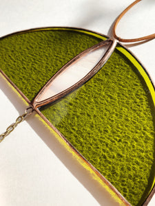 Chartreuse • Semicircle Mobile