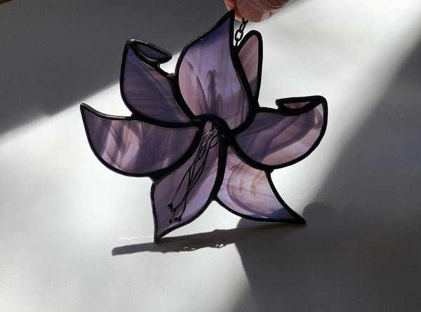 Flower • Purple Lily I