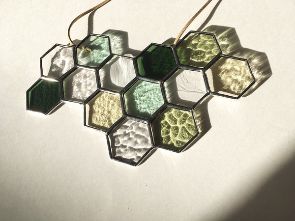 Sea Glass Hex