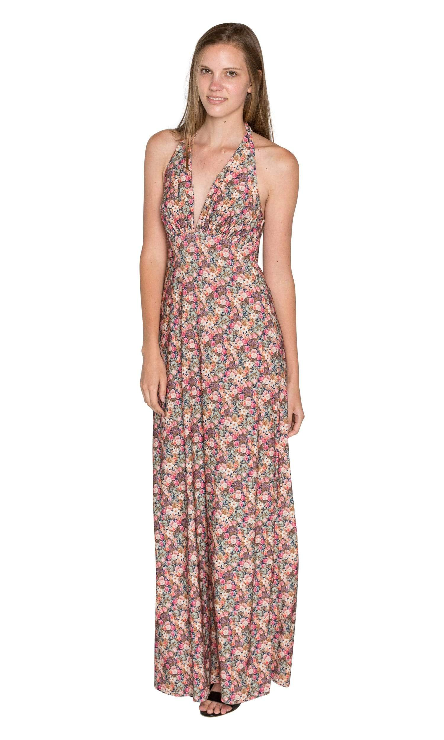 Viereck Ticketyboo Maxi Halter Dress