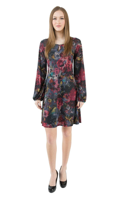 Viereck Lemoyne Keyhole Front Dress