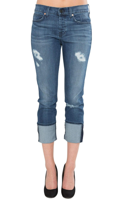 Level 99 Morgan Slouchy Straight Denim - Water Front-Level 99-Vintage Fringe