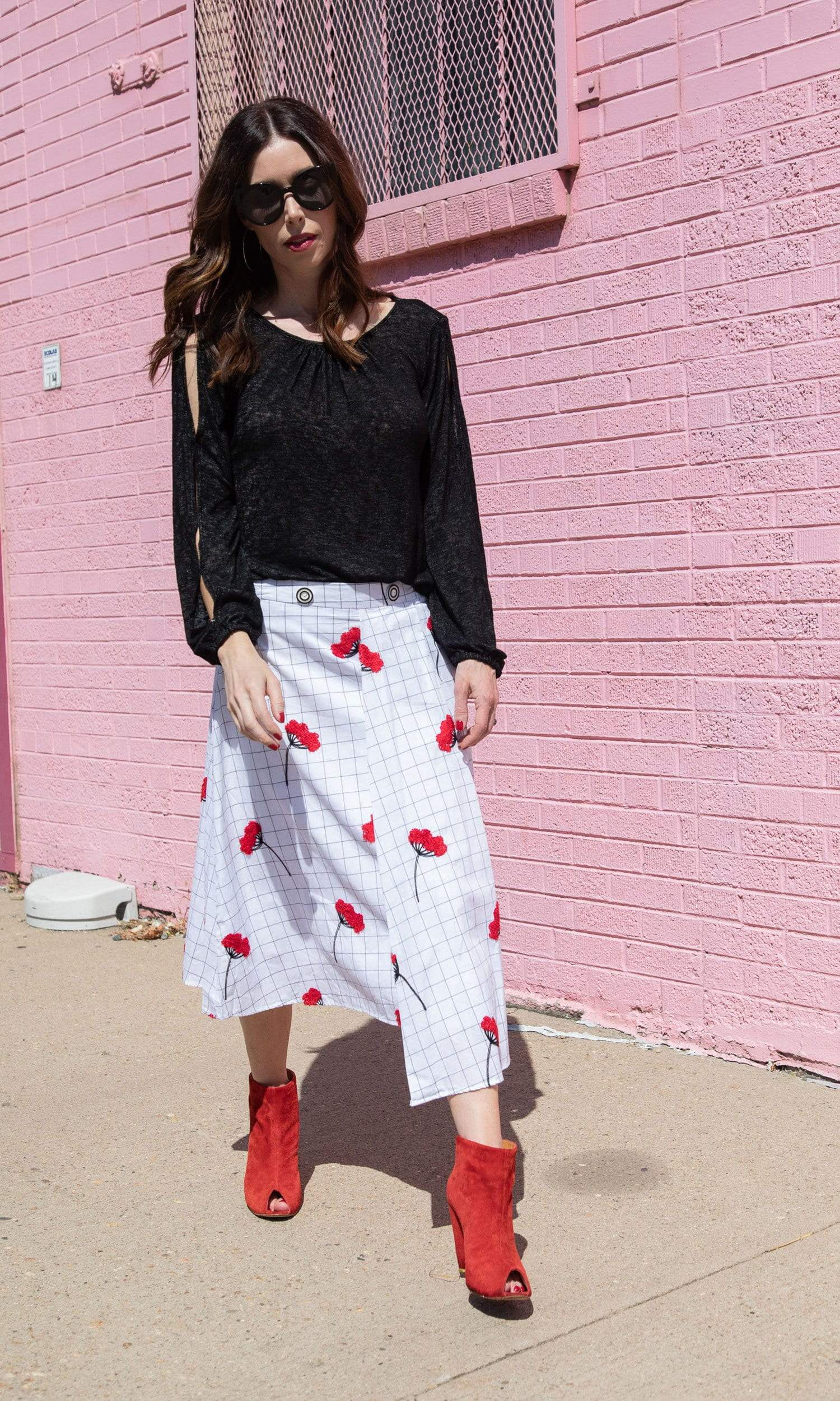 Eva Franco Reynolds Skirt